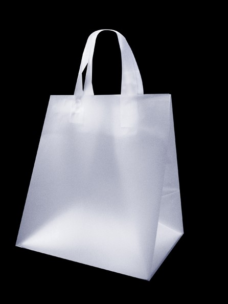 Wholesale Soft Loop Handle Bags Flexi Loop Handle Bags Four Star Plastics