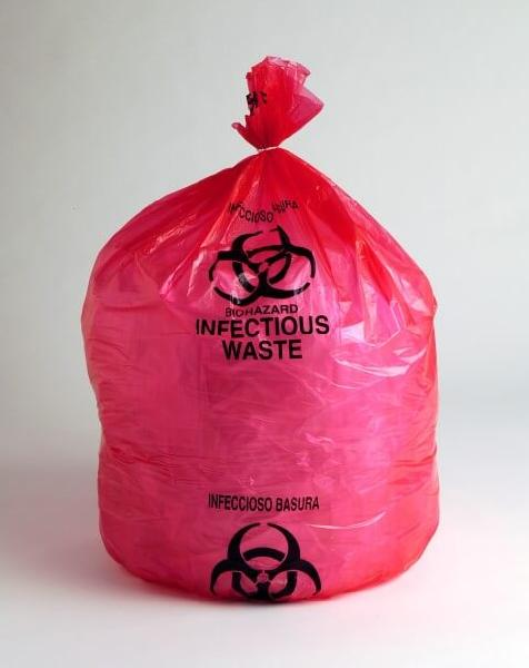 Infectious Waste Bags Healthcare Bags Plastic Bags