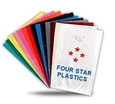 Four Star Plastics bags