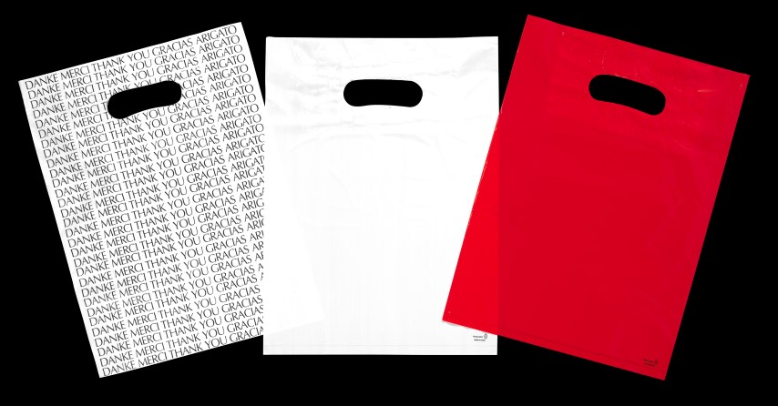 Plastic Retail Bags Whole Merchandise Four Star Plastics