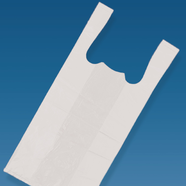 Plastic T Shirt Bags Custom Retail Merchandise Bags