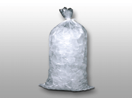 Whole Plastic Ice Bags Poly Metallocene Four Star Plastics