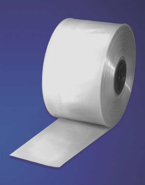 Poly Film Tubing And Sheeting Plastic Bags Custom
