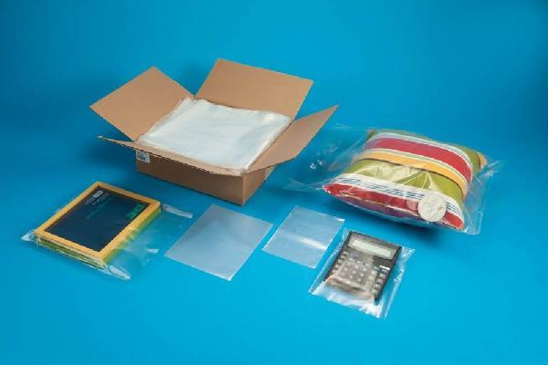 12x20 Clear Poly Bags 6 Mil Flat Open Top Plastic Packaging Packing LDPE