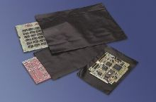 24x36 Black Conductive Poly Bags