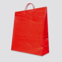 16x6x18x6 Merchandise Bag w/Loop Handles