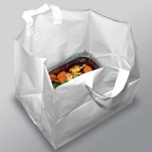 14x12x12x12 Merchandise Bag w/Flexiloop Handle
